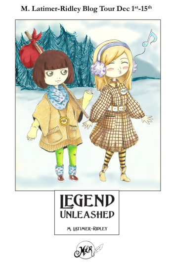 Latimer and Ridley are off on a wintry adventure!! :)