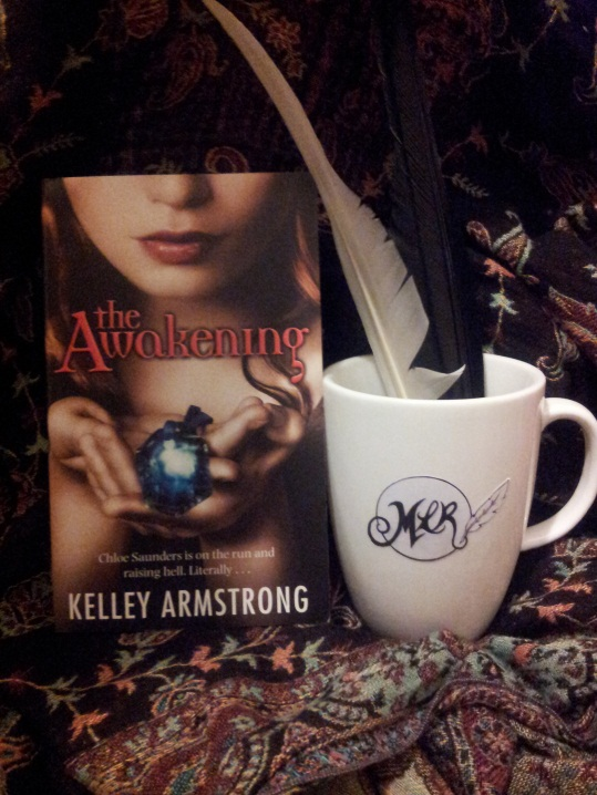 The Awakening: Book 2 in The Darkest Power Trilogy  by Kelley Armstrong