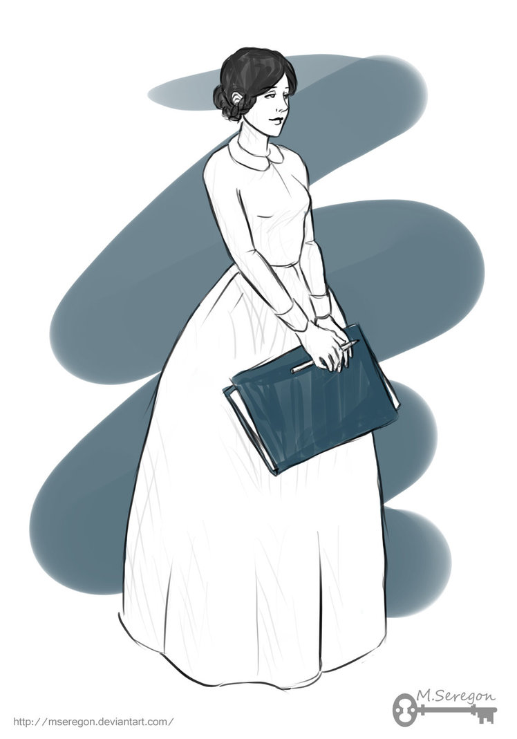 jane_eyre__jane_sketch_by_mseregon-d5qkfbi