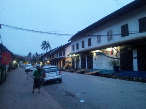 5AM in Luang Prabang