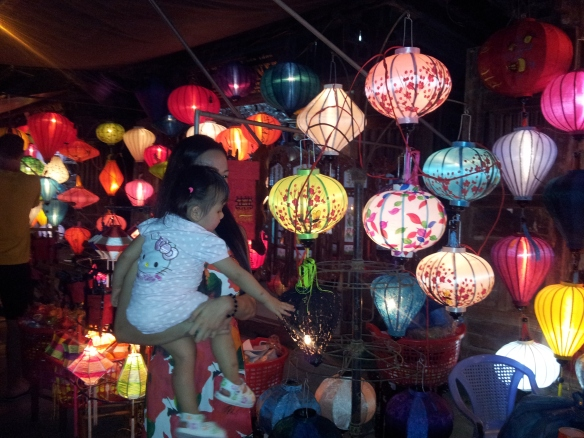 Lanterns and more lovely Lanterns, Hoi An